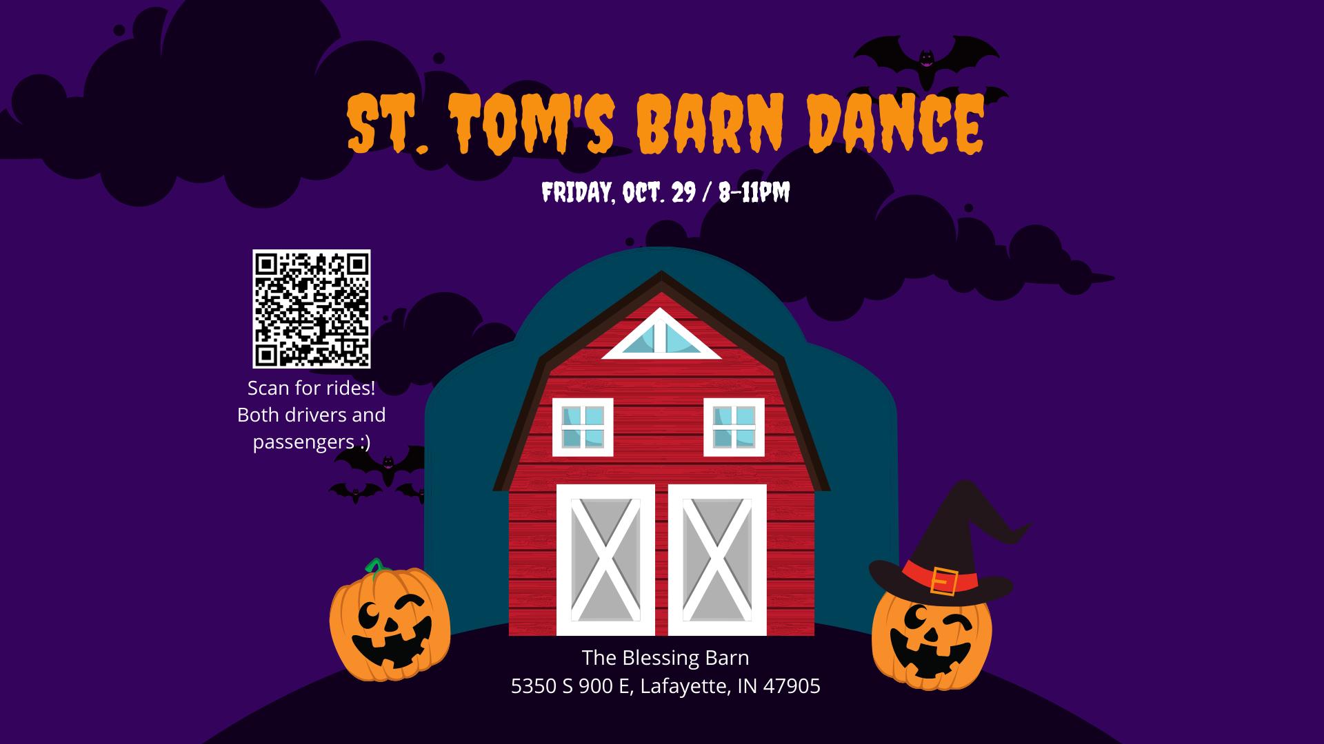 Barn Dance (Presentation)