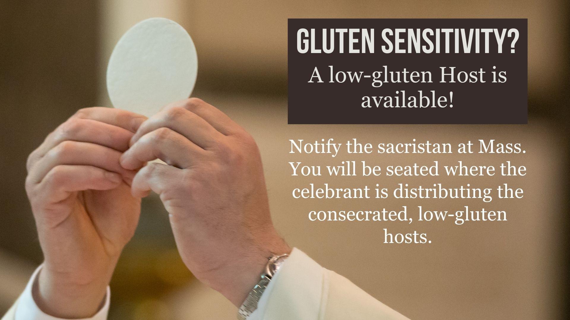 Gluten-Free-Hosts